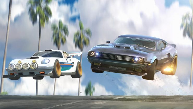 Fast & Furious Animated Coming from Dreamworks