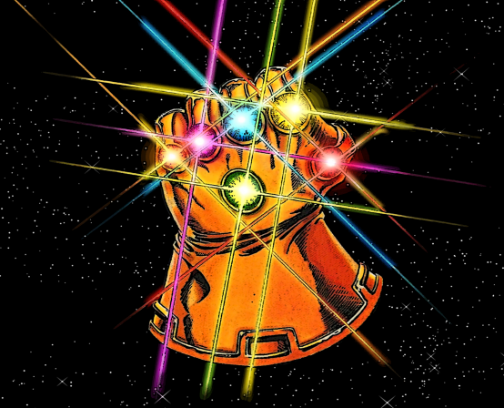 Let Your Geek SideShow Podcast- Infinity Stones Then & Now!