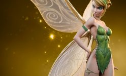 The Tinkerbell Statue Puts the 'Fairy' in J. Scott ...