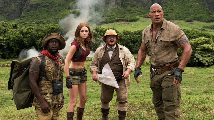Jumanji Becomes Sony's Top Grossing Film for US