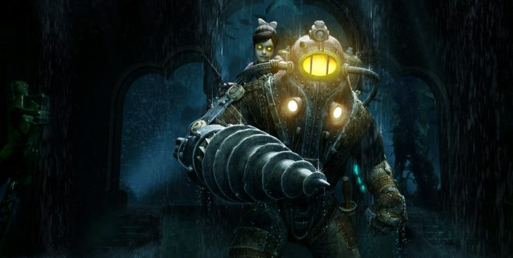 2K Studios May Be Developing New Bioshock Title