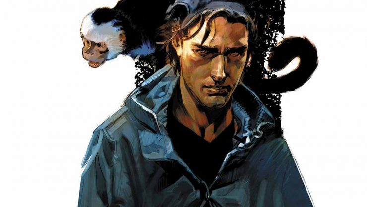 FX Orders Y: The Last Man Pilot