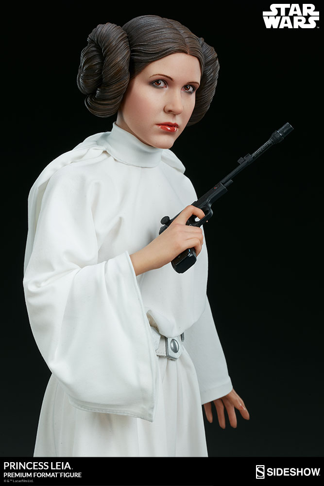 The Princess Leia Premium Format™ Figure is a New Hope for ...