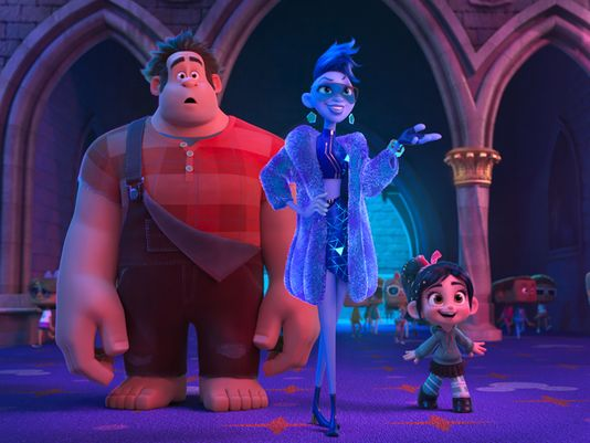 New Wreck-It Ralph 2 Images Arrive
