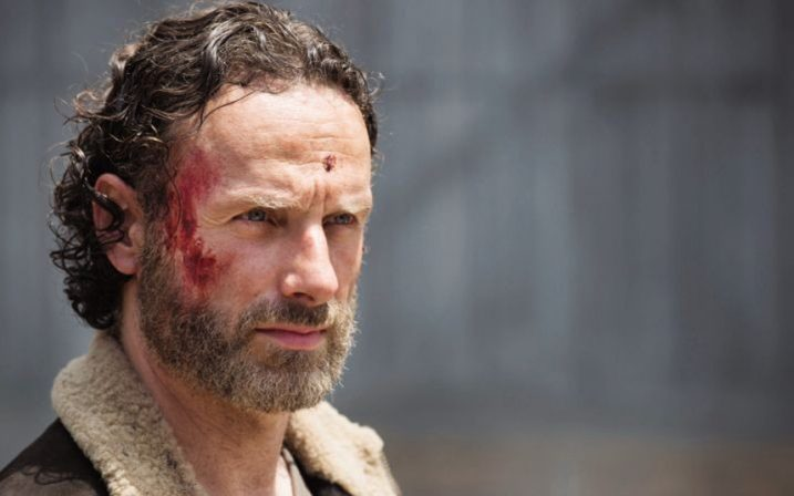 Actor Andrew Lincoln to Reportedly Depart TWD Season 9