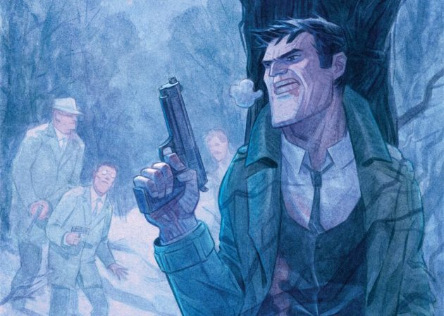 Lionsgate Adapting Analog from Image Comics for Film