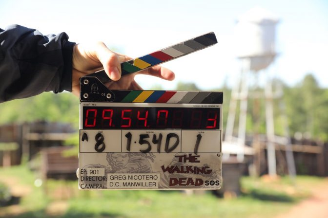 The Walking Dead Season 9 Begins Production