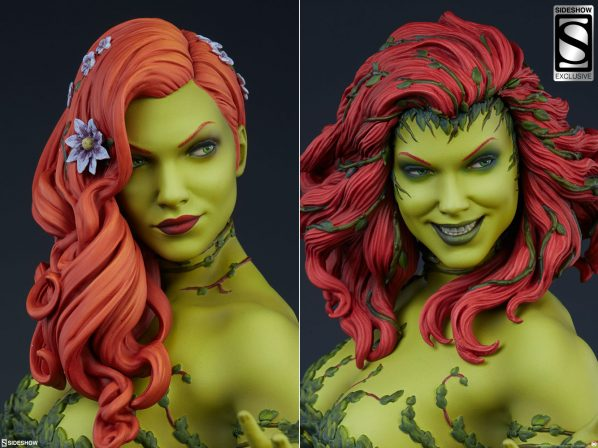 Go Green and Pre-Order the Poison Ivy Premium Format™ Figure