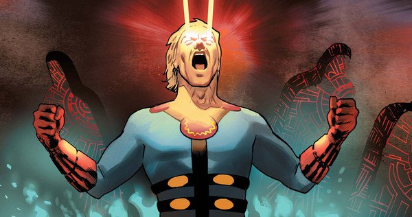 Marvel Hires Screenwriters for Eternals Movie