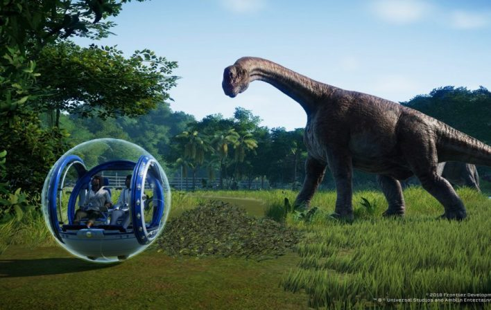 Jurassic World: Evolution First 20 Minutes of Gameplay Released