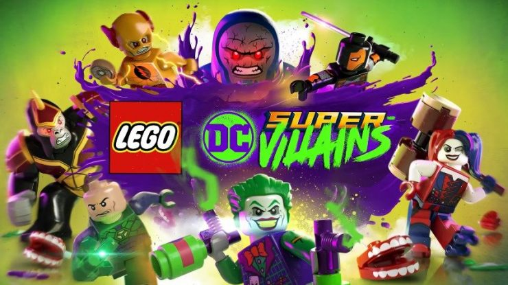 LEGO DC Super-Villains Release Date Announced