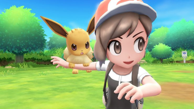 New Pokemon Games Coming to Nintendo Switch