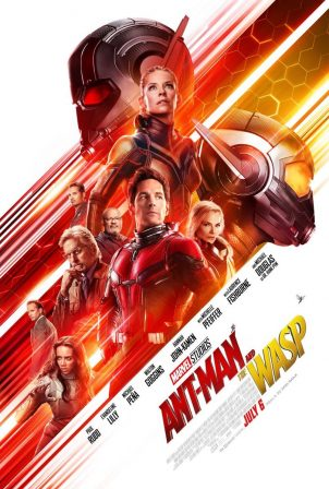 Ant-Man and the Wasp Trailer and Poster Debut