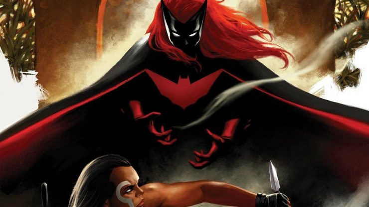 Batwoman to Feature in Next CW DC Crossover