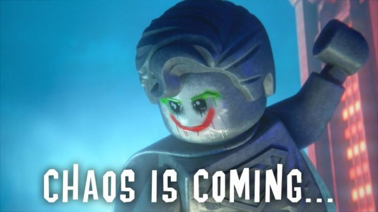 LEGO DC Villains Game Coming Soon