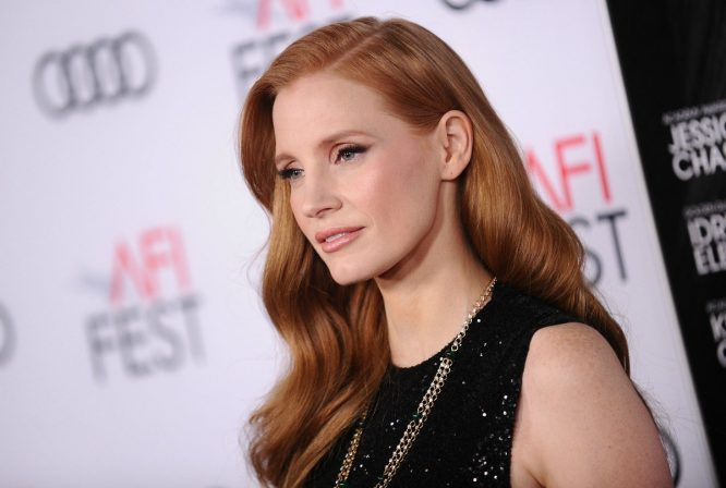 Jessica Chastain to Produce 355 Spy Thriller Film