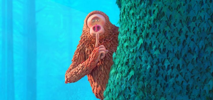 Laika Announces Missing Link Film and Cast