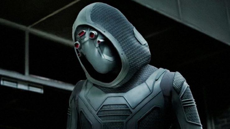 Ant-Man and The Wasp Unleash Ghost in a New Trailer