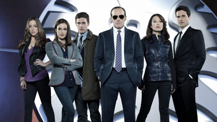 Agents of SHIELD Renewed for Shortened Sixth Season