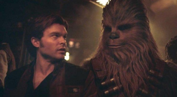 Which Character Are You Most Excited to See in Solo: A Star Wars Story?