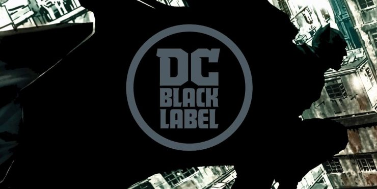 DC Announces First Round of Black Label Launches
