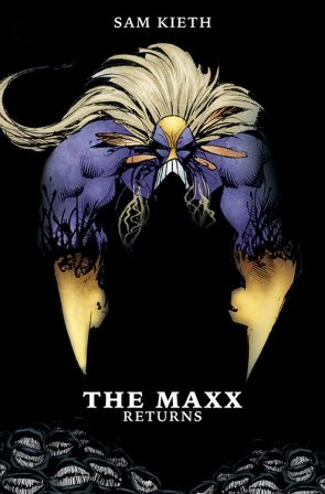 IDW Teases the Return of The Maxx