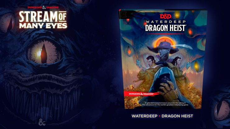 Wizards of the Coast Announces New DnD Adventures