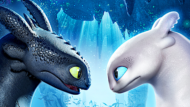 How to Train Your Dragon 3 Trailer