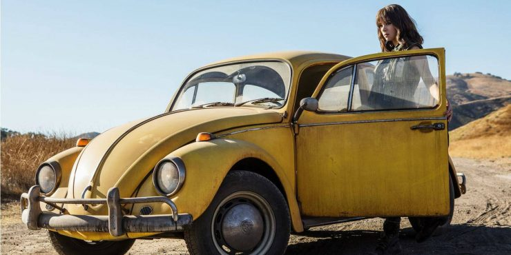 Paramount Pictures Releases New Bumblebee Teaser