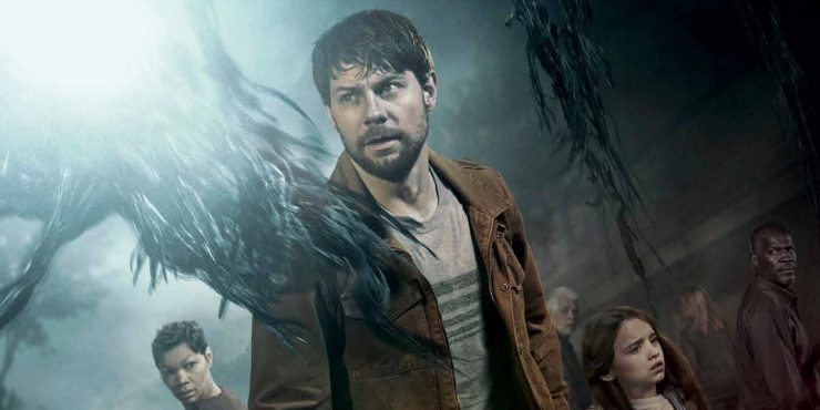Cinemax Releases Outcast Season 2 Trailer