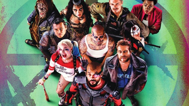 DC Hires Suicide Squad 2 Writers