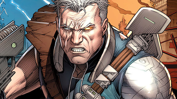 Unsung Heroes Spotlight- Cable from Marvel Comics