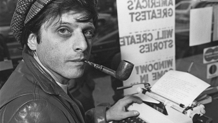 Harlan Ellison Passes Away at Age 84