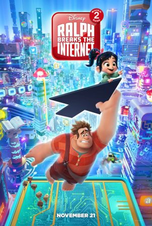 Wreck-It Ralph 2 Trailer and Poster