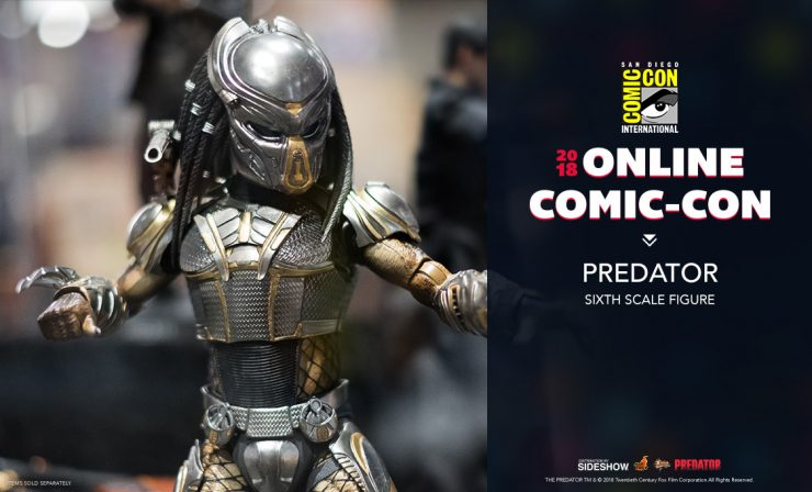 Hot Toys Predator Sixth Scale Figure