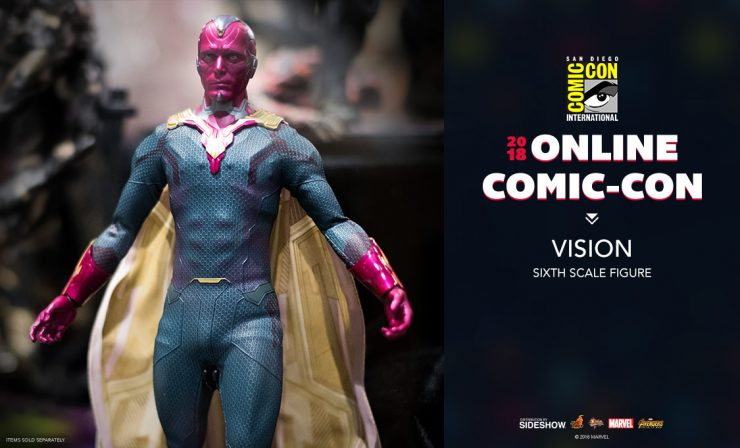 Hot Toys Vision Sixth Scale Figure