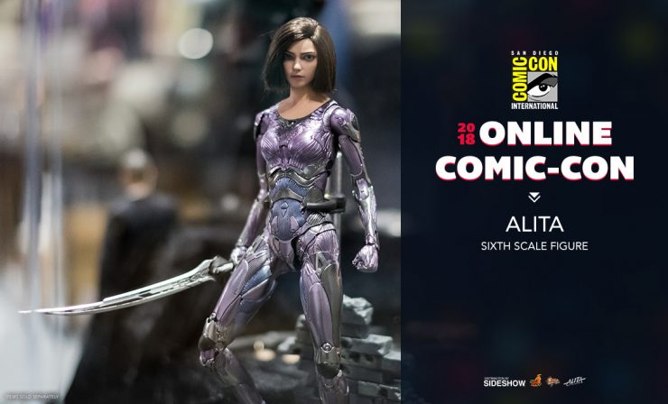 Hot Toys' Alita Sixth Scale Figure
