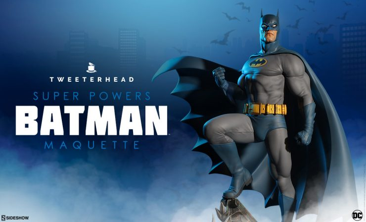 Tweeterhead Batman – Superpowers Maquette