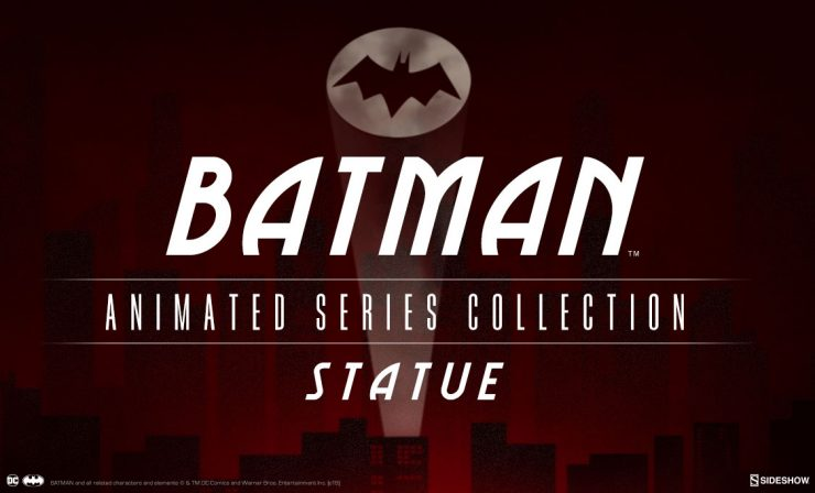 Batman Statue – Animated Series Collection