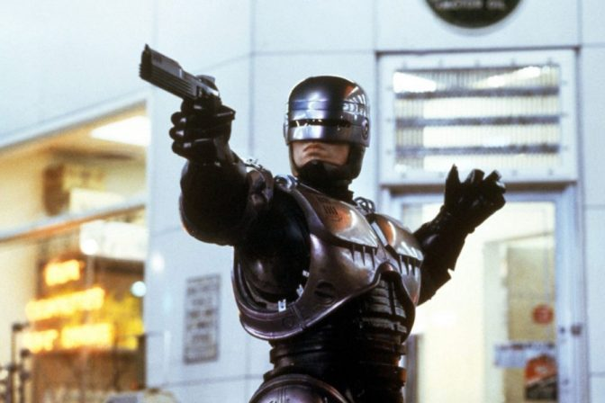 MGM Developing New Robocop Installment
