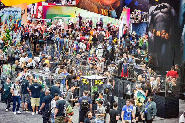 Quiz- Which Day of Comic-Con 2018 Are You?