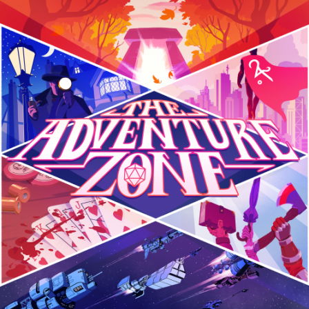 The Adventure Zone Podcast Becomes a Graphic Novel
