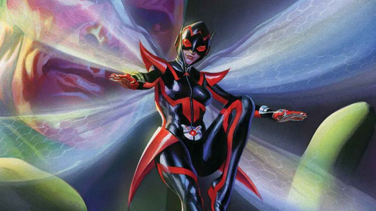 The Wasp Then & Now- Let Your Geek Sideshow Podcast