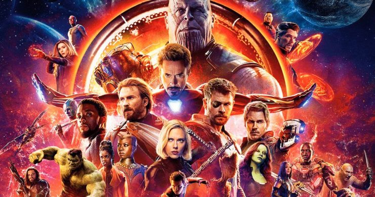 Avengers: Infinity War Home Release Date Announced