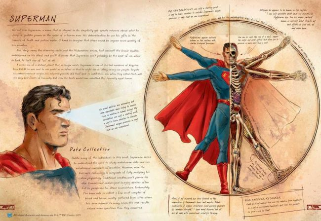 DC and Insight Editions to Publish Guide to Iconic Superheroes