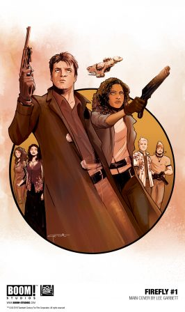 Boom! Studios to Produce New Firefly Comics