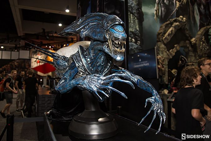 Amazing Sights Seen Around the Sideshow Booth #1929 at Comic-Con 2018!