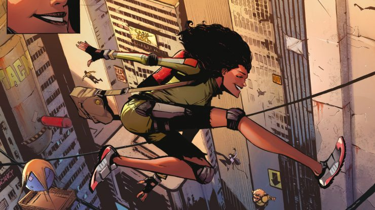 Sony Pictures Picks Up Skyward Comic for Film