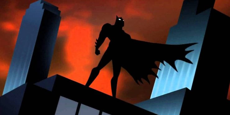 Batman: The Animated Series to get HD Streaming on DC Universe