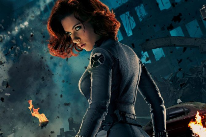 Black Widow Movie Finds Director in Cate Shortland